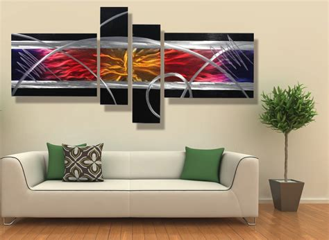 modern wall art creative modern metal wall decor the best modern metal
