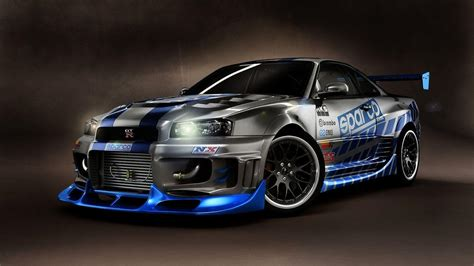 modified nissan skyline r34 2017 skyline gtr wallpapers wallpaper cave