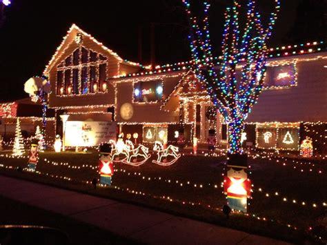Bijzondere Huizen Versierde Kersthuizen Interveste Lights In Utah