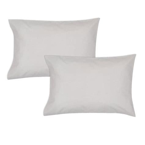 Grey Pillow Cases by Marimekko Muru Grey Pillowcase Set Standard Marimekko