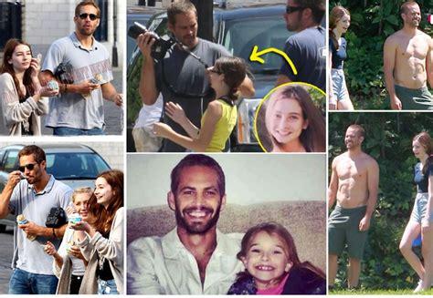 fotos de la familia paul walker paul walker quer 237 a ponerle un freno a su vida diario la
