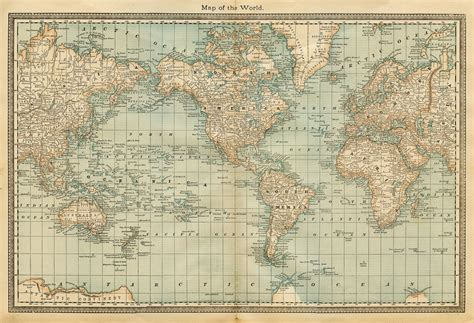free printable world map vintage pale vintage world map wall mural photo wallpaper