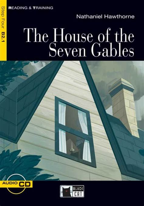 the house of the seven gables book step four b2 1 reading training readers catalogue aheadbooks black cat