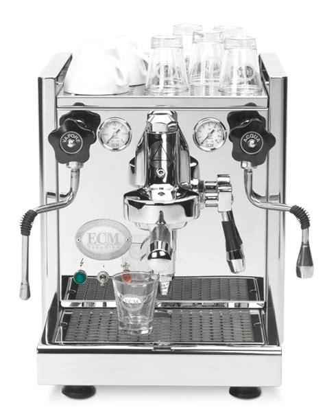 Coffee Maker Ecm 1250 ecm technika iv espresso coffee machine espresso road coffee machines