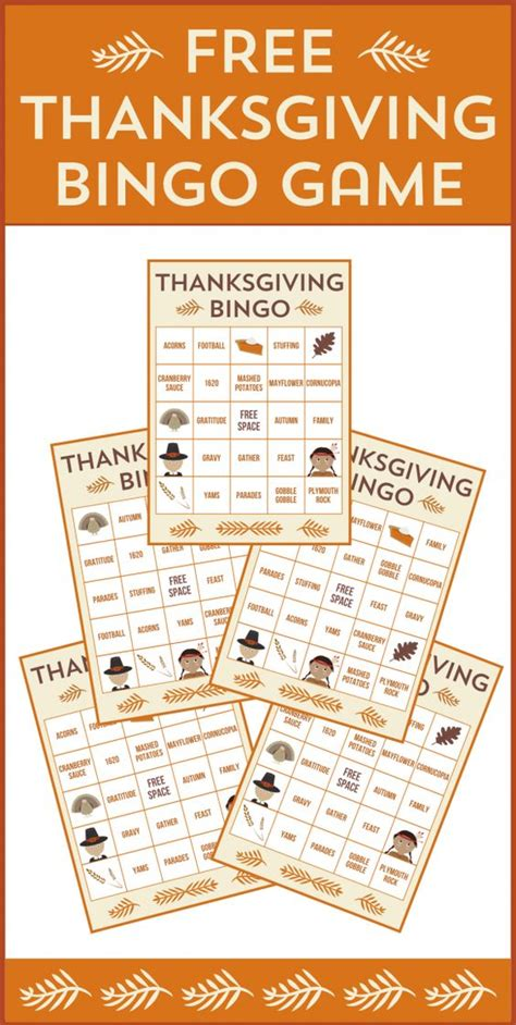 printable thanksgiving food cards pinterest the world s catalog of ideas