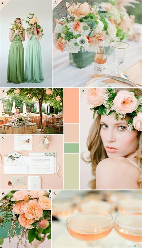 peach and green colour owambe 358 best images about going to the chapel on pinterest