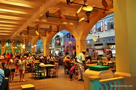 Colors For Dining Rooms by 7 Awesome Things About Disney S Caribbean Beach Resort