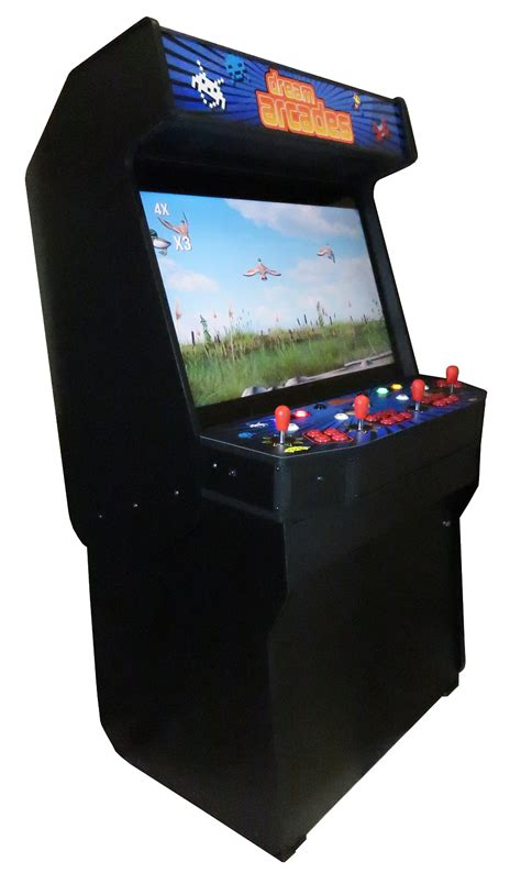 4 player arcade cabinet dreamcade vision 40 4 player arcade cabinet