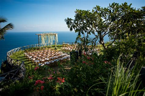 Wedding Uluwatu by Khayangan Estate Uluwatu Bali Wedding Venues Global