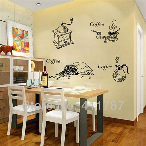 kitchen wall decor ideas gooosen com home decor cofffee pattern dining room kitchen wall art