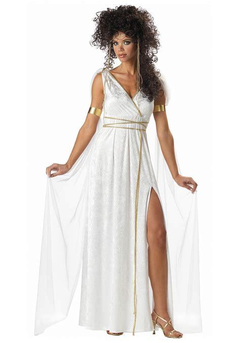 Stylish Costume Of The Day Goddess by Athenian Goddess Costume