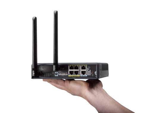 Router Cisco brief new cisco router to connect atms refrigerators to