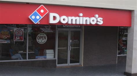 domino pizza outlet domino s pizza aims to cut delivery time with new manor