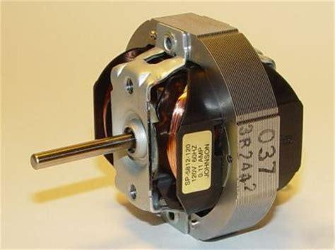 120 volt fan motor johnson 120 volt 60hz ccw shaded pole fan motor sp 5812