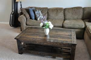 Homemade Coffee Table by Homemade Coffee Table With Good Ambience