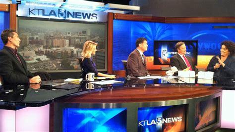 Ktla Morning News Giveaway - michaela pereira makes a surprise visit to the ktla morning news ktla