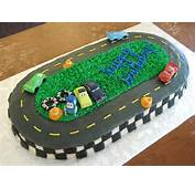 Cake Designs Racetrack Picture Of Pin