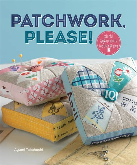 Patchwork Book - book review patchwork sew sweetness