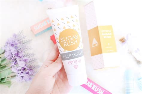 Scrub Emina review emina sugar collection lipstick lip scrub
