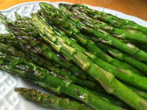 oven roasted asparagus recipe dishmaps
