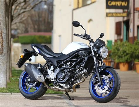 Win A Suzuki Win A Suzuki Sv650 With Motorcycle Live Mcn