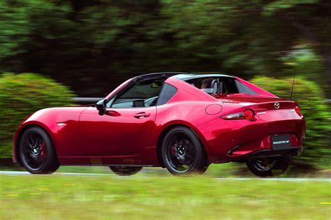 Mazda Mx 5 Facelift 2020 by 2019 Mazda Mx 5 Power Upgrade Facelift Rear Forcegt
