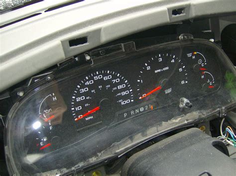 repair service 2005 2006 2007 ford f250 f350 gauge cluster speedometer ebay 2005 ford f250 instrument cluster repair html autos post
