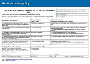 student risk assessment template health and safety implications risk assessment report