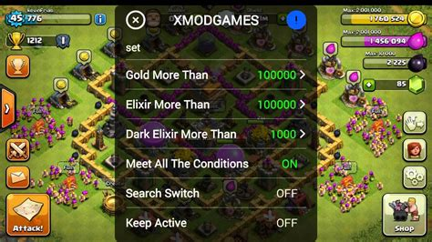 x mod games clash of clans hile скачать xmodgames для clash of clans на андроид бесплатно