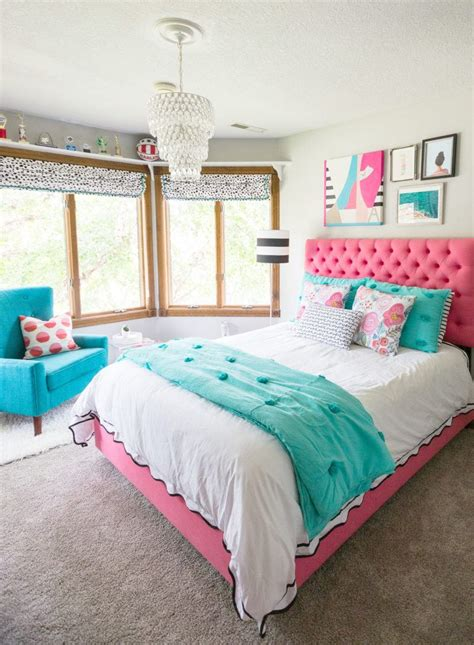 stylish teen girls bedroom ideas homelovr