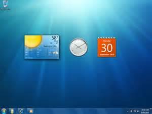 personal blogs windows 7 desktop gadgets