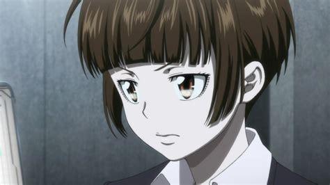 J Anime by Psycho Pass サイコパス 第2話 海外の反応 朱はフラットな胸でも魅力的 ほらみぃ