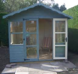 painted oulton summerhouse