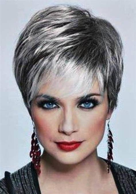 every day over 60 women short haircut pictures 15 collection of short hairstyles for 60 year old woman