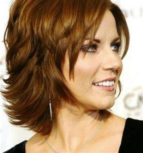 hairstyles that hit right above the shoulder 2014 medium hair styles for women over 40 medium