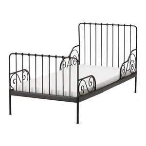 Bed Frame Rails Ikea Ikea Minnen Extendable Bed Frame Babycenter