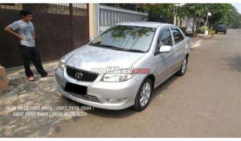 Spion Mobil Vios 2005 2005 Toyota Vios G Asli Bkn Ex Taxi Tdp10