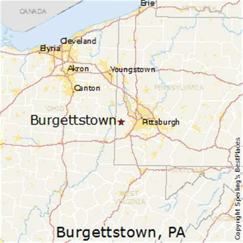 us area code pa best places to live in burgettstown pennsylvania