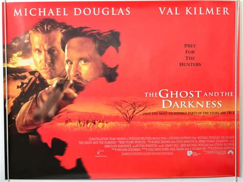 film ghost in the darkness ghost and the darkness the original cinema movie