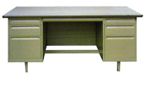 Meja Kantor Elite meja besi elite el 421 hpl distributor furniture kantor