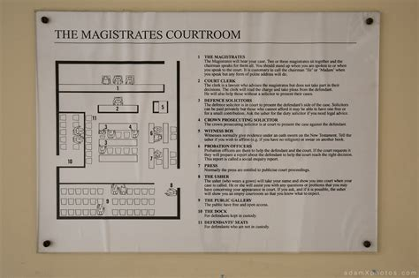 layout of a court report explore 66 the magistrates court and police station