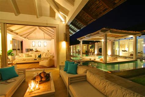 contemporary thailand villa offers  refined experience
