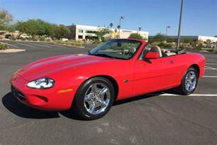 Jaguar 1999 Xk8 1999 Jaguar Xk8 Convertible 198913