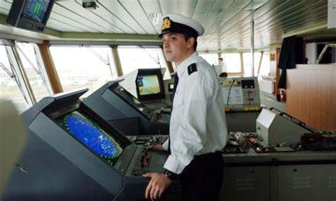 Officer Of The Deck by Maritime Studies Santa Study Abroad Consultants