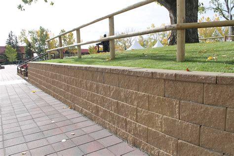 cornerstone 100 retaining wall block photos cornerstone solutions