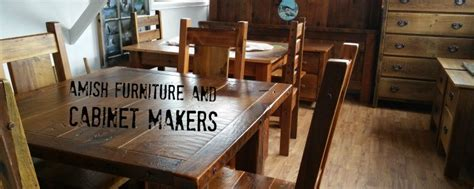 cashton wisconsin amish furniture and cabinet makers and