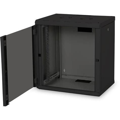 wandschrank schwarz digitus wandschrank 12he 600x450mm schwarz wandschr 228 nke