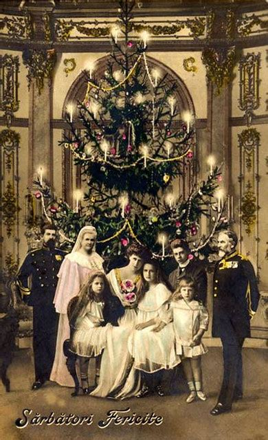 romanian royal family merry christmas  left  flickr