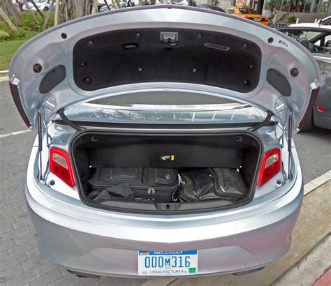 opel cascada trunk buick cascada convertible