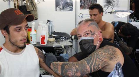 tattoo convention genova tattoo convention da oggi a genova migliaia di